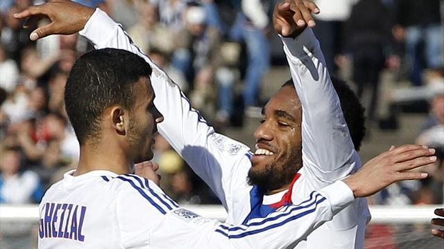 European Football - Lacazette replaces injured Menez in France squad