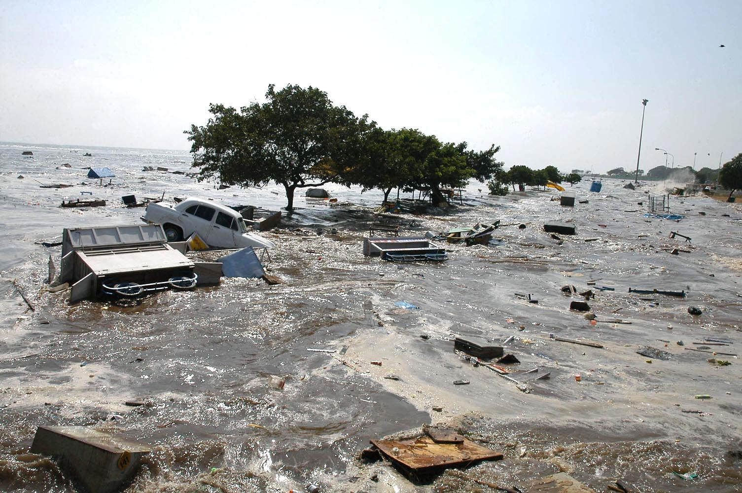 Asian Tsunami Anniversary: LIVE REPORT