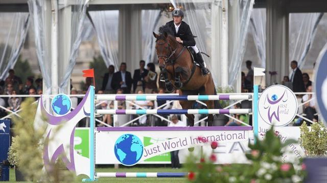 Equestrianism - Ehning wins Olympia Grand Prix