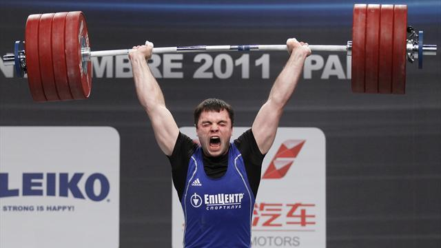 Olympic Games - Ukraine's Torokhtiy wins heavyweight gold