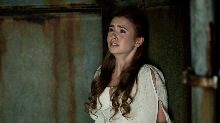 Priest 2011 Screen Gems Lily Collins
