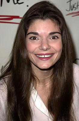 Laura San Giacomo at the LA celebration of the 100th episode of Just Shoot Me - 3/5/2001 Just Shoot Me