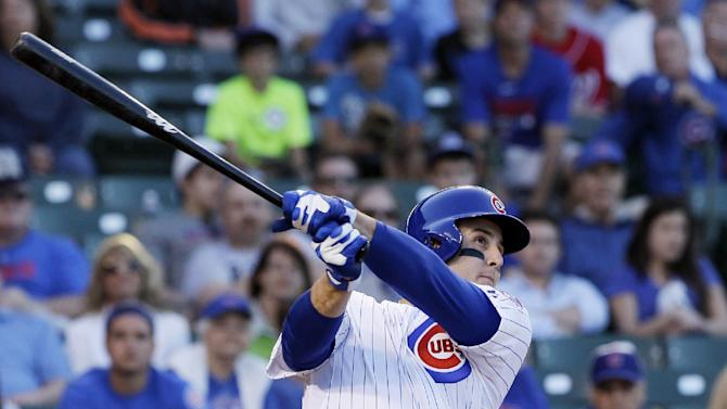 Cubs beat Marlins 5-3 in 13 for 4th straight win