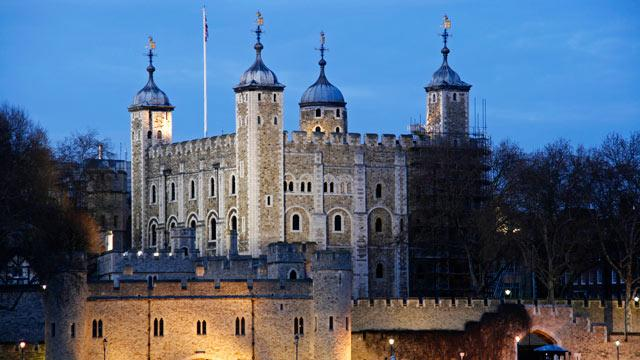 Tower of London's Locks Changed After Security Breach