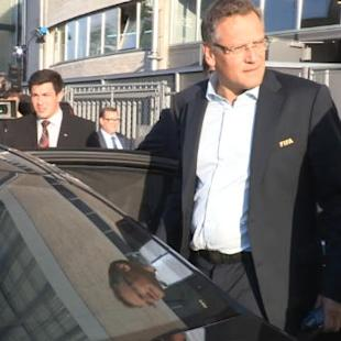 FIFA Secretary General Valcke suspended