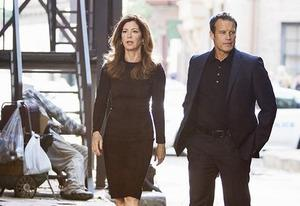 Dana Delany, Mark Valley | Photo Credits: Michael Desmond/ABC