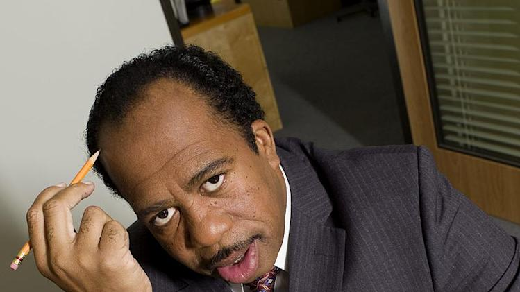 Leslie David Baker stars as Stanley on NBC's The Office.