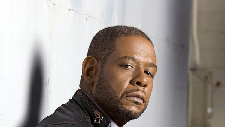 "Forest Whitaker stars in ""Criminal Minds: Suspect Behavior."""