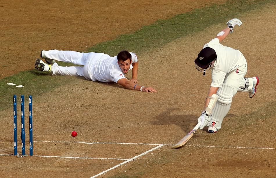 New Zealand v England - 2nd Test: Day 3