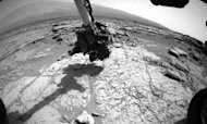 Nasa's Curiosity Rover Drills Into Mars Rock