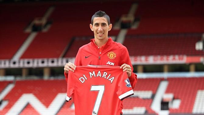 Premier League - Di Maria starts for Manchester United at Burnley