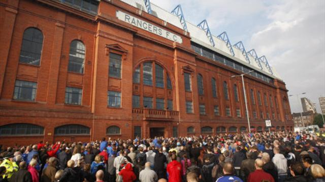 Rangers look to AIM to raise funds