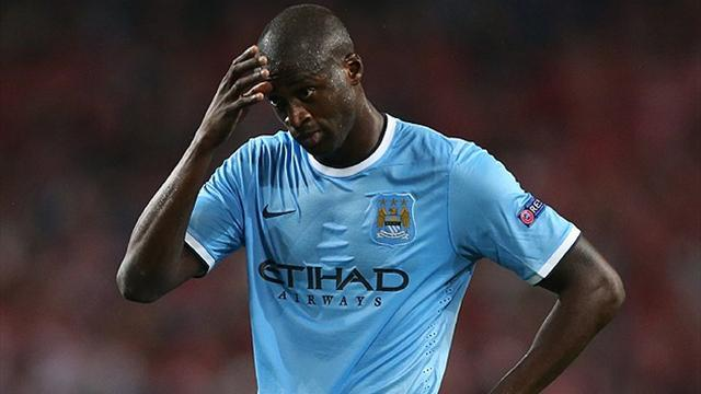 Premier League - Toure farce continues as Barcelona enter frame
