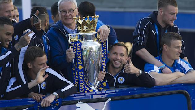 Leicester City's Premier League Win Gets A Movie