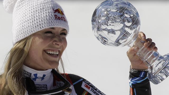 Alpine Skiing - US formalise Vonn bid to race with men
