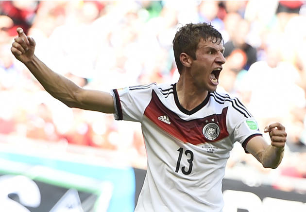 11. Thomas Müller - Germany