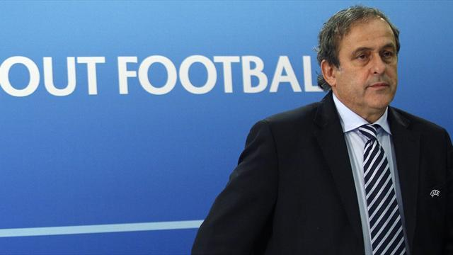 European Football - Platini: No FFP expulsions this year