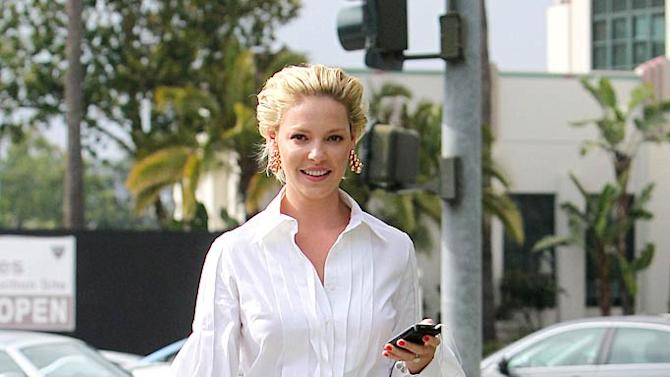 Katherine Heigl Beverly Hills