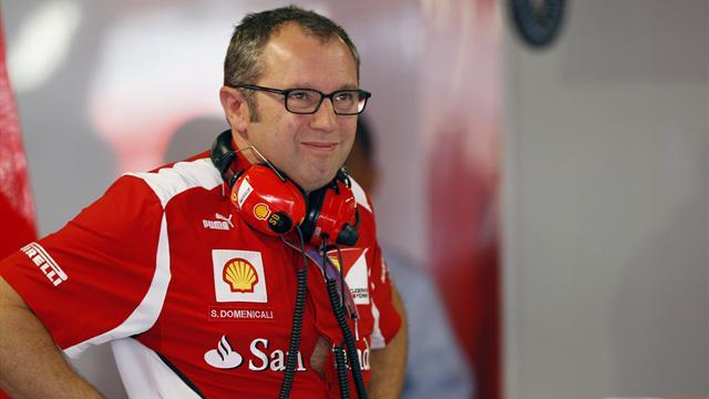 Formula 1 - Domenicali stands down as Ferrari F1 team principal