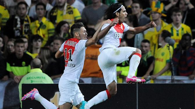 Ligue 1 - Falcao on target for Monaco