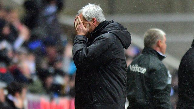Premier League - Managers: Newcastle 'need players'