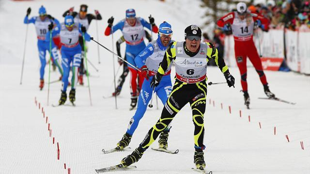 Cross-Country Skiing - Manificat claims fine win in Davos