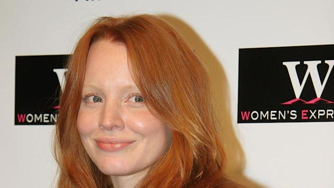 """Lauren Ambrose attends Women's Expressive Theater Presents """"LOVE: A Benefit Performance of Short Plays"""" After Party at The Angel Orensanz Foundation."""