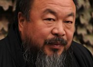 Chinese artist and government critic Ai Weiwei, pictured here in 2010, said Friday he was suing Beijing's tax bureau for violating the law when it imposed a multi-million tax evasion fine on a company he founded