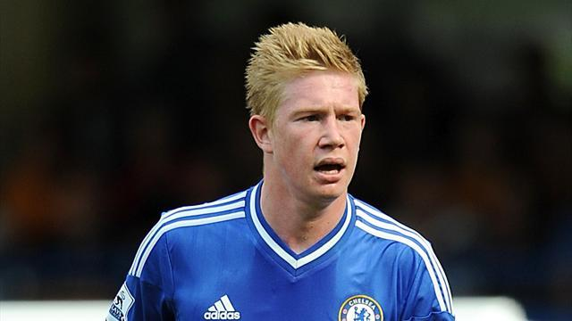 Bundesliga - Bremen want De Bruyne back