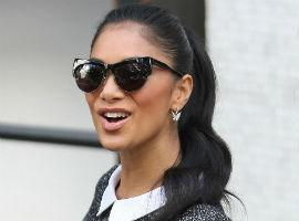 Nicole Scherzinger Checks Into London Hotel And NOT Lewis Hamilton's Mansion