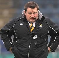 Dai Young is hoping Wasps will have a change of fortunes this season