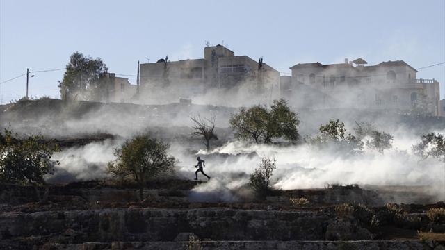World Football - Fixtures in Israel cancelled due to Gaza fighting