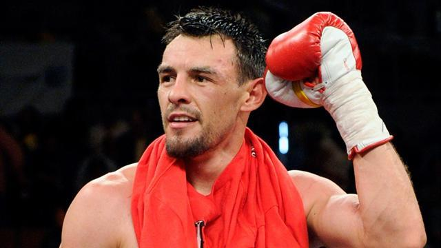Boxing - Guerrero beats Aydin to claim belt