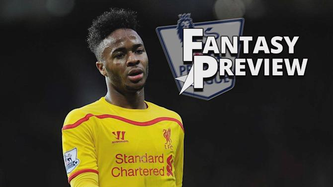 Premier League - Fantasy Preview: The perfect Raheem Sterling replacement on final day