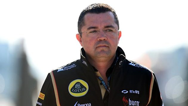 2013 GP of Korea - Lotus chief Eric Boullier