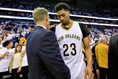 Anthony Davis lost, but still proved he's one of the NBA's best