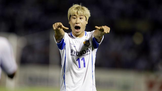 World Football - Ulsan beat Al Ahli to win Asian Champions League final