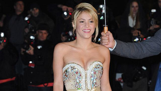 Shakira's Boyfriend Shares Ultrasound Photo