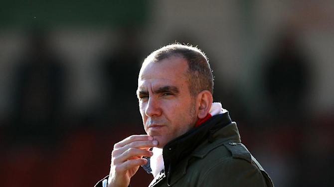 Paolo Di Canio is eager to remain dignified despite recent negative press