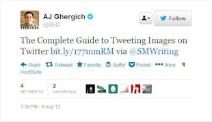 How to Embed Tweets on Your Website and Blog image The Individual Tweet