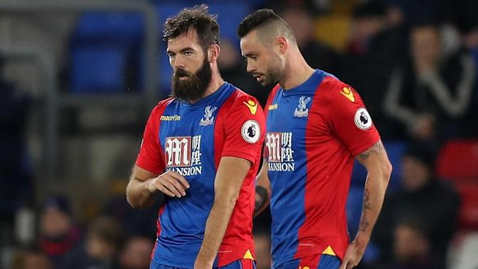 Joe Ledley: Crystal Palace needed a change from Alan Pardew after 'worst year ever in football'