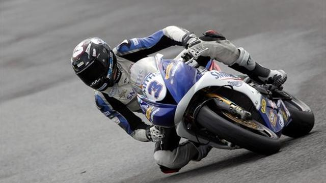 Superbikes - Cadwell BSB: McConnell fastest in Supersport practice