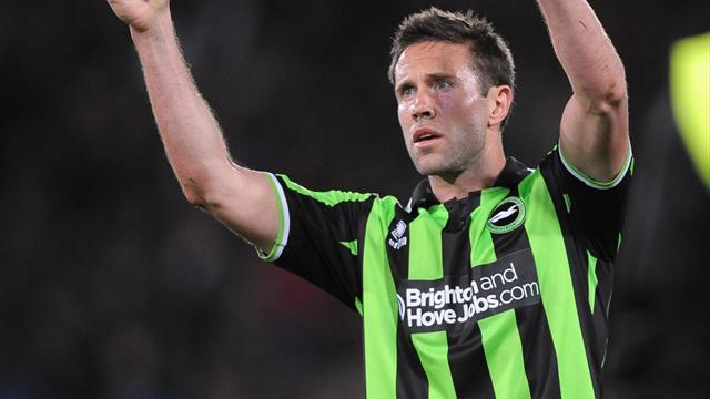 Championship - Team news: Brighton patch up Upson for Yeovil clash