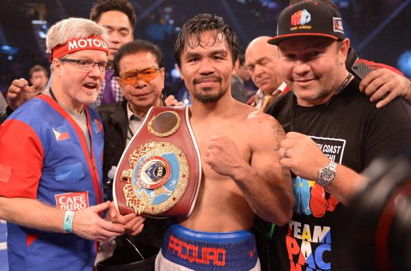 RADIO: Pacquiao dominated Bradley from the 5th round on, says Atlas