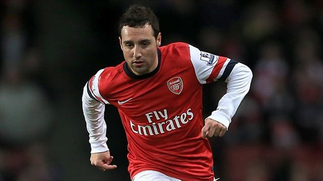 Football - Cazorla apology over Spurs insult