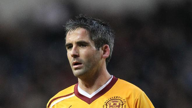 Keith Lasley is desperate for a Motherwell win against Hibernian