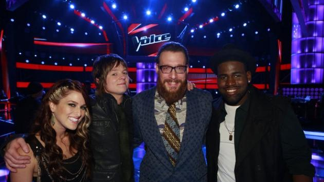 The Voice Final 4 -- NBC