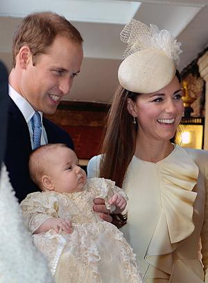 Prince George's Birth Doctor Awarded Knighthood By the Queen