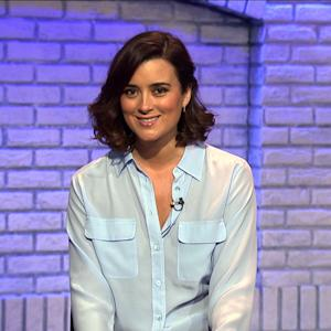 'The Dovekeeper's' Cote de Pablo Answers Your Twitter Questions