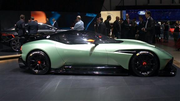 Geneva motor show: Inside the most exclusive supercars
